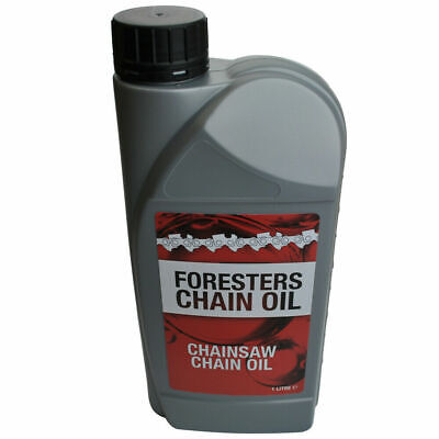 £5.89 • Buy 1 Litre Of Chainsaw Oil Ideal For Stihl Husqvarna And All Other Chainsaws