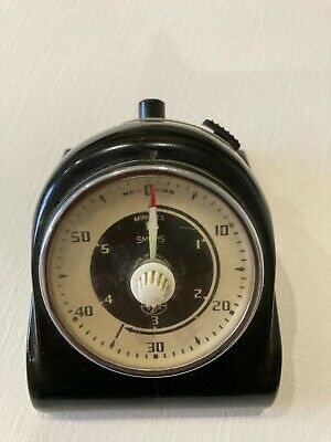 £18 • Buy Smiths /Johnsons Of  Hendon Mechanicial Photographic Enlarger Timer