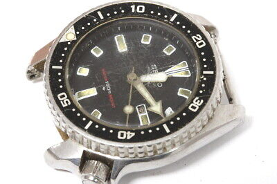 $ CDN56.37 • Buy Seiko Medium Diver 4205-0155 Automatic Watch For Repairs Or For Parts   -13571