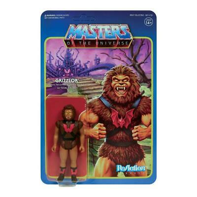 $14.95 • Buy Masters Of The Universe Grizzlor ReAction Figure Super7 MOTU