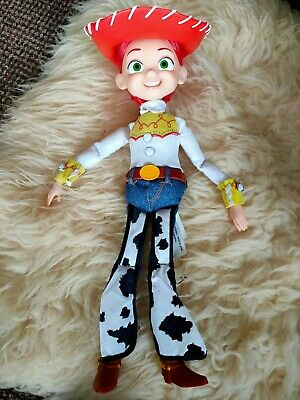 £6.70 • Buy Original Disney Toy Story Talking Jessie Action Figure  Cow Girl Pull String