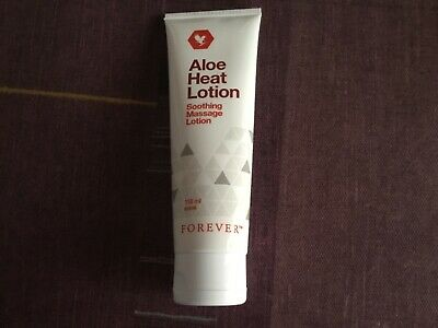 £14 • Buy Forever Living Original Aloe Heat Lotion Soothing Massage Lotion 118/ml New