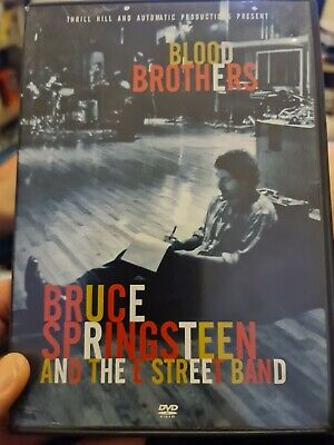 £1.50 • Buy Blood Brothers - Bruce Springsteen And The E Street Band (DVD)