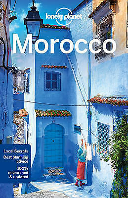 £10.95 • Buy Lonely Planet Morocco Travel Guide Book ( Latest Edition ) NEW