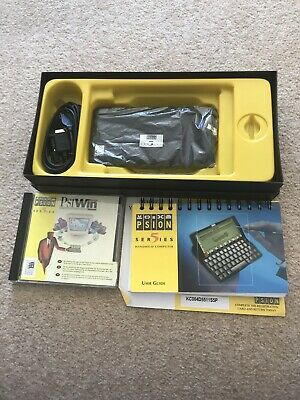 £120 • Buy Psion Series 5 Handheld Computer With Stylus 8MB RAM 1998