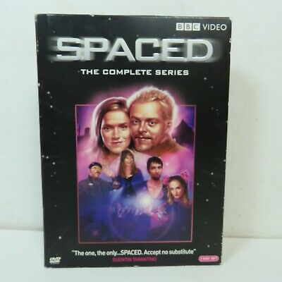 £12.74 • Buy Spaced: The Complete Series (DVD, 2008, 3-Disc Set) Simon Pegg
