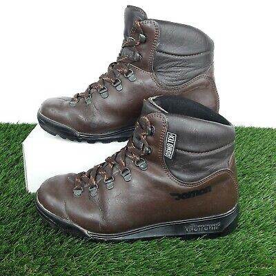 £19.95 • Buy DEMON Womens Ladies Leather Walking Hiking Boots - Size EUR 38 Made In Italy