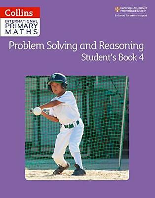 £7.69 • Buy Collins International Primary Maths - Problem Solving And Reasoning Student Book