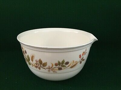 £14.95 • Buy Marks And Spencer M&s Harvest Melamine Mixing Bowl With Pourer