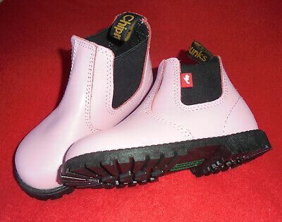 £30 • Buy Girls Chipmunks Leather  Jodphur Boots. Infant Size 6. New And Unworn.