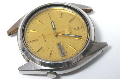 $ CDN28.96 • Buy Seiko 7009-3180 Automatic Watch For Repairs Or Parts                   -13614
