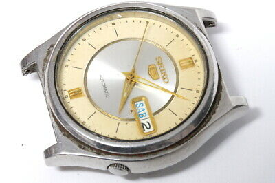 $ CDN43.82 • Buy Seiko 7S26-0540 Transparent Automatic Watch For Repairs Or For Parts    -13589