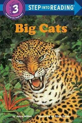 £4.49 • Buy Big Cats (Step Into Reading. Step 3) By Milton Joyce Book The Cheap Fast Free