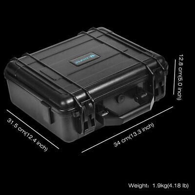 AU128.99 • Buy DJI Mavic Air 2 Case Fly More Combo - Drone Quadcopter Accessories Hard Drone LK
