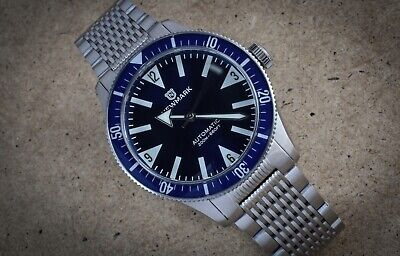 £349 • Buy Newmark 71 Blue No Date 60 - Sold Out & Now Unavailable