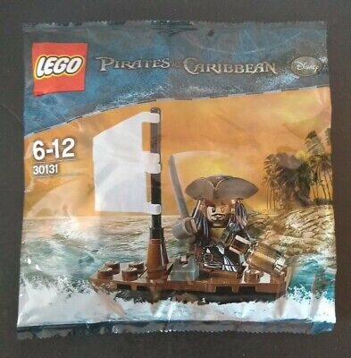 £19.99 • Buy LEGO Pirates Of The Caribbean Polybag Jack Sparrow's Boat New & Sealed 30131
