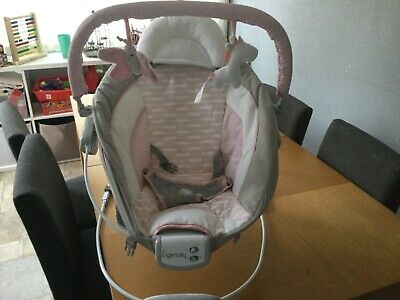 £30 • Buy Baby Chair , Vibrating And Musical Baby Chair Only Used A Couple Of Times