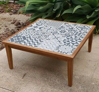AU189 • Buy Mimosa Designer Bologna Coffee Table With Porcelain Tiles