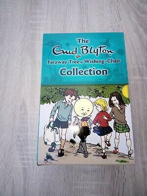 £6.99 • Buy The Magic Faraway Tree Collection (6 Books) By Enid Blyton