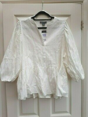£9.99 • Buy Women's Peasant Top Size 18 NWT