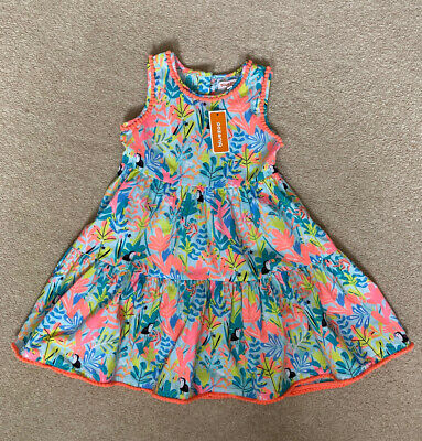 £7.99 • Buy Brand New With Tags Blue Zoo Summer Cotton Sleeveless Girls Dress Age 2-3 Yrs