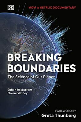 £9.79 • Buy Breaking Boundaries: The Science Of Our Planet By Gaffney, Owen Book The Cheap