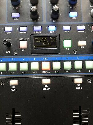 £552.75 • Buy Serato Mixer Rane 62 Sixty Two With Decksaver Mint Condition 1A Top Zustand