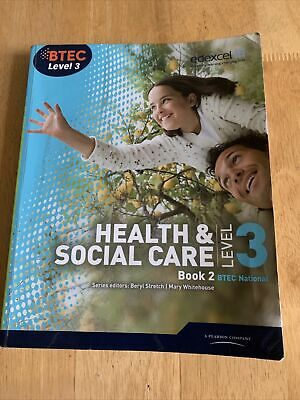 £5.50 • Buy BTEC Level 3 National Health And Social Care: Book 2 (Level 3 BTEC)