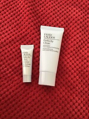 £5 • Buy Estee Lauder Perfectly Clean Multi Action Foam Cleanser/Purifying Mask 30ml +7m