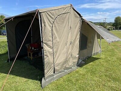 £1450 • Buy Oz Tent Rv5, OZTent, Side Panels And Solar Fly.