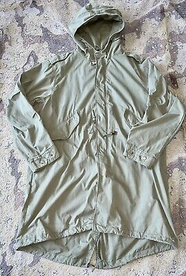 $27.61 • Buy M51 Parka Shell Reproduction Large Fitting