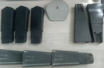£0.01 • Buy Spare Roof Edge Trim Some Used Some New Dry Verge Grey UK Seller