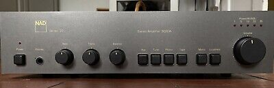 £25 • Buy NAD3020A With Switchable MM/MC Phono Stage, Vintage Hi-Fi Stereo Seperate
