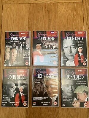 £26 • Buy Judge John Deed: Complete - Series 1 To 6 DVD Sets 14 DIsc Excellent