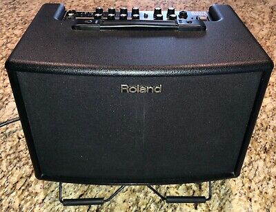£271.62 • Buy Roland AC-60 Acoustic Chorus Guitar Amp 2 Channel W/Travel Bag TOP CONDTN