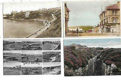 £4.99 • Buy PORT ST MARY Isle Of Man Lot 10 Many Early Postcard I O M Some RP