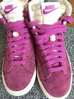 £3.99 • Buy Nike Blazers Cute Pink Rare Edition Size Uk5.5, Excellent