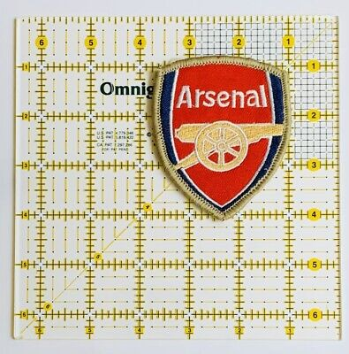 £4.65 • Buy Arsenal Gunners FC Iron On Patch EPL Soccer Football London