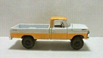 $ CDN6.06 • Buy M2 Machines 1/64 Detriot Muscle 1969 Ford F-100 Ranger 4x4 Loose Mint Cond