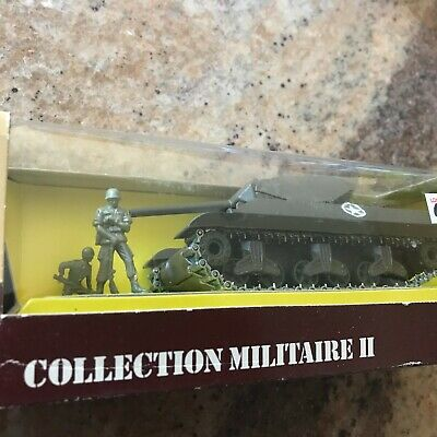 $45 • Buy Us American M10 M-10 Tank Destroyer 1/43 1/50 Solido Bolt Action