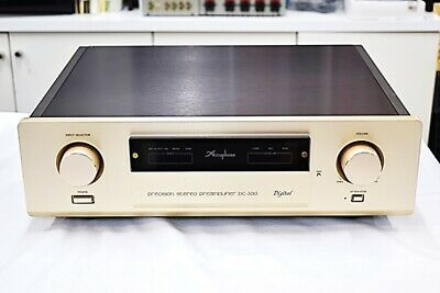 £4259.09 • Buy ACCUPHASE DC-300 Digital Stereo Preamplifier 100V USED JAPAN Kensonic Vintage
