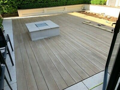 £565 • Buy Garden Composite Decking Boards Around 47 Square Metres. Board Max Length 3.6m