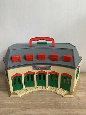 £19.99 • Buy Thomas The Tank Engine Tidmouth Sheds With Sounds & Music In VGC (RARE!)