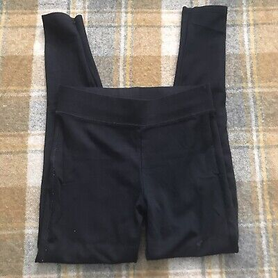 £6 • Buy Topshop Size 6 Thick Black High Waisted Leggings