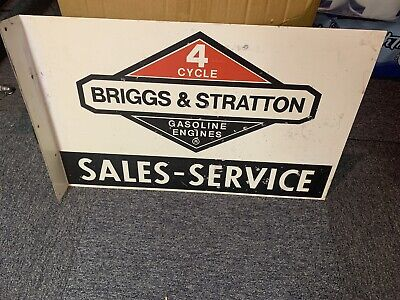 £245 • Buy Briggs And Stratton Flanged Sign