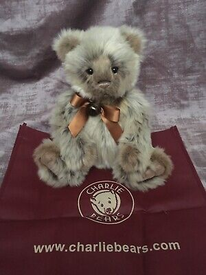 £125 • Buy Charlie Bears Briscoe Retired 2019 Qvc Exclusive Secret Collection Bear
