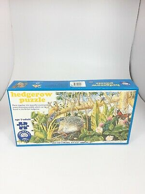 £14 • Buy Orchard Toys Hedgerow Countryside 200 Piece Jigsaw Puzzle Complete Used