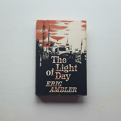 £10.30 • Buy The Light Of Day, Eric Ambler, (The Reprint Society, 1964)