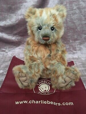 £95 • Buy Charlie Bears Bardot Retired 2015 Qvc Exclusive Secret Collection Bear
