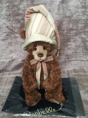 £249 • Buy CHARLIE BEARS NIGHTCAP 2021 ISABELLE COLLECTION LIMITED EDITION BEAR ~ Below Rrp